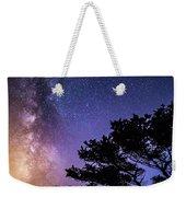 Milky Way In Newport, Or Weekender Tote Bag