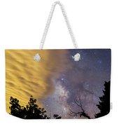 Milky Way Iv Weekender Tote Bag
