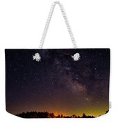 Milky Way, Moultonborough, Nh Weekender Tote Bag