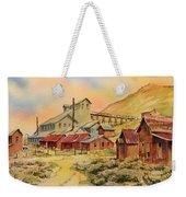 Mill Bodie Ghost Town California Weekender Tote Bag