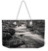 Mill Creek Monochrome Weekender Tote Bag