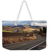 Mill Creek Rd Weekender Tote Bag