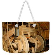 Mill Mechanism Weekender Tote Bag