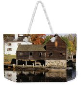 Mill Reflections Weekender Tote Bag