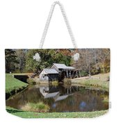 Mill Reflections Weekender Tote Bag