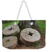 Mill Stone Weekender Tote Bag