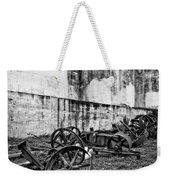 Mill Wheels Weekender Tote Bag