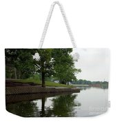 Miller Park Lake Weekender Tote Bag