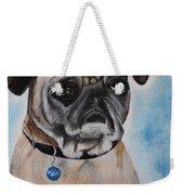 Millie The Pug 2016 Weekender Tote Bag