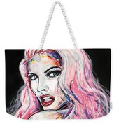 Million Dollar Babe Weekender Tote Bag