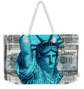 Million Dollar Pile Weekender Tote Bag