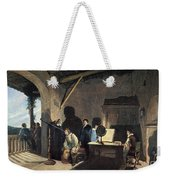 Milton Visiting Galileo Weekender Tote Bag