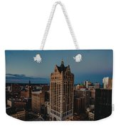 Milwaukee Aerial. Weekender Tote Bag