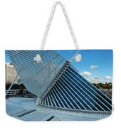 Milwaukee Art Museum #33 Weekender Tote Bag