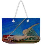 Milwaukee Art Museum Weekender Tote Bag