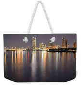 Milwaukee Skyline 2012 Weekender Tote Bag