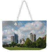 Milwaukee Skyline From Veterans Park 1 Weekender Tote Bag