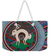 Mimbres Inspired #9a Weekender Tote Bag