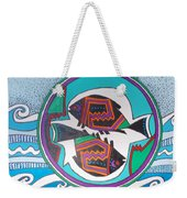 Mimbres Inspired #3a Weekender Tote Bag