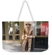 Mime Weekender Tote Bag