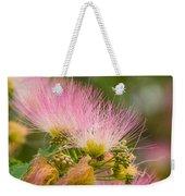 Mimosa Flower Weekender Tote Bag