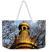 Minaret Through Oak Weekender Tote Bag