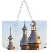 Minarets Over Tampa Weekender Tote Bag by David Lee Thompson