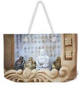Minature Buddhas Weekender Tote Bag