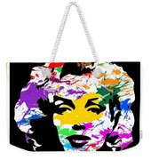 Mind Altering Marilyn Weekender Tote Bag