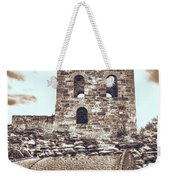 Mine Ruins Weekender Tote Bag