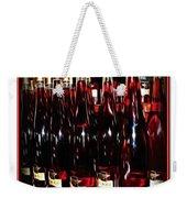 Miner Pink Sparkling Wine Weekender Tote Bag