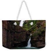 Mineral Creek Falls Weekender Tote Bag