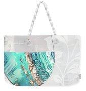Mineral Water Weekender Tote Bag
