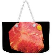 Minereality #2 Grossular Weekender Tote Bag