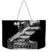 Minerva Hood Ornament Weekender Tote Bag