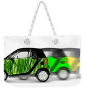 Mini Cars Weekender Tote Bag