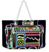 Mini D Robot Weekender Tote Bag