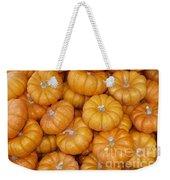Mini Pumpkins Card Weekender Tote Bag