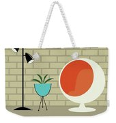 Mini Shapes Weekender Tote Bag