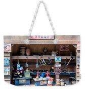 Miniature General Store Weekender Tote Bag