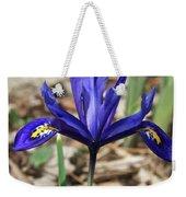 Miniature Iris Weekender Tote Bag