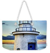 Miniature Lighthouse Weekender Tote Bag
