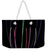 Minimal Colours 1 Weekender Tote Bag