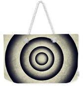 Minimal Grunge 3d Abstraction Weekender Tote Bag