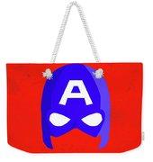 Minimal Movie Poster IIi Weekender Tote Bag