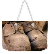 Mining Shoes  Langban Sweden Weekender Tote Bag