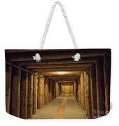 Mining Tunnel Weekender Tote Bag