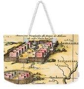 Minisink Village, 1650s Weekender Tote Bag