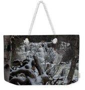 Mink Falls - The Hideaway Weekender Tote Bag
