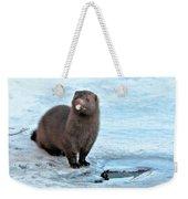 Mink Weekender Tote Bag